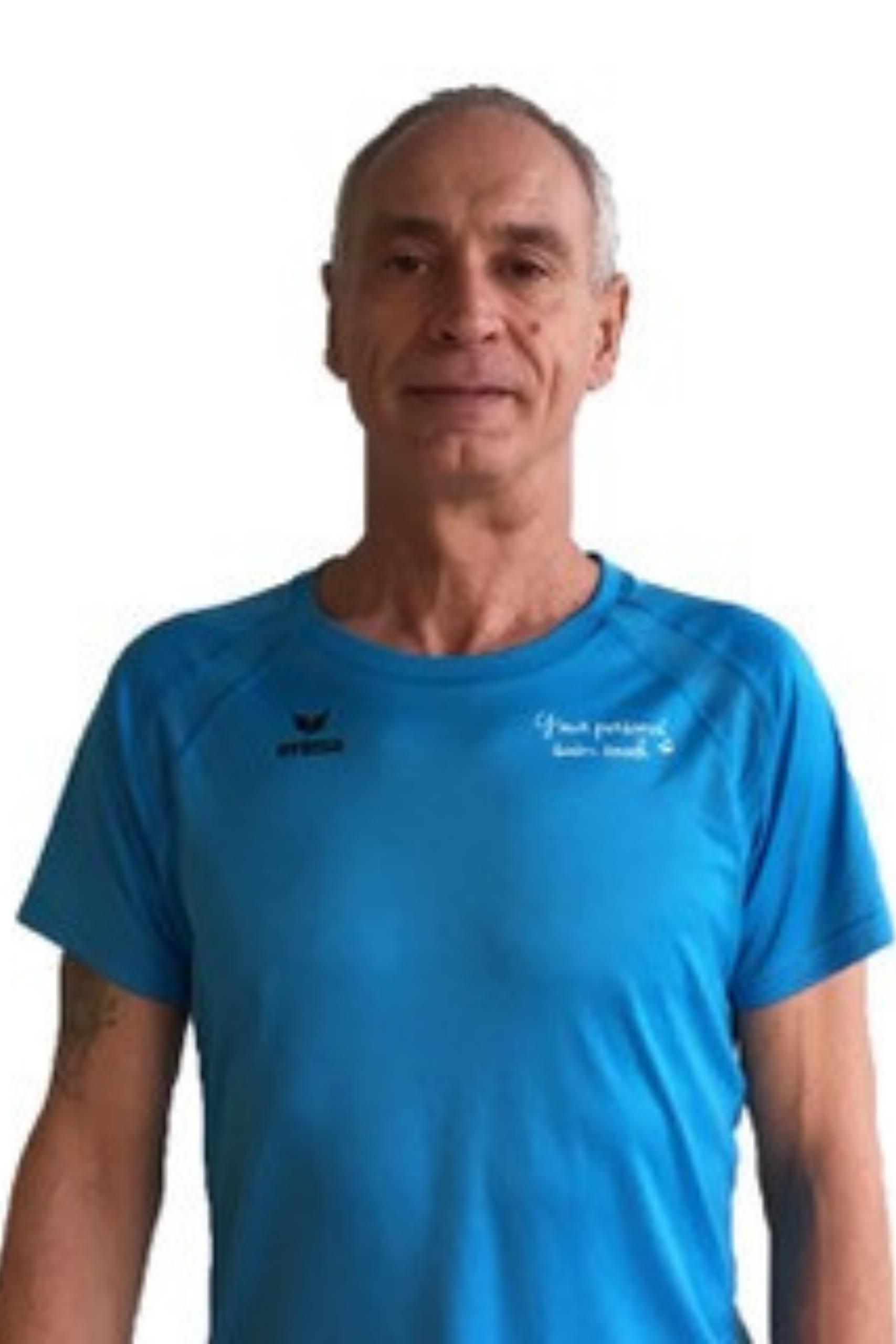 Your personal swim coach Armando