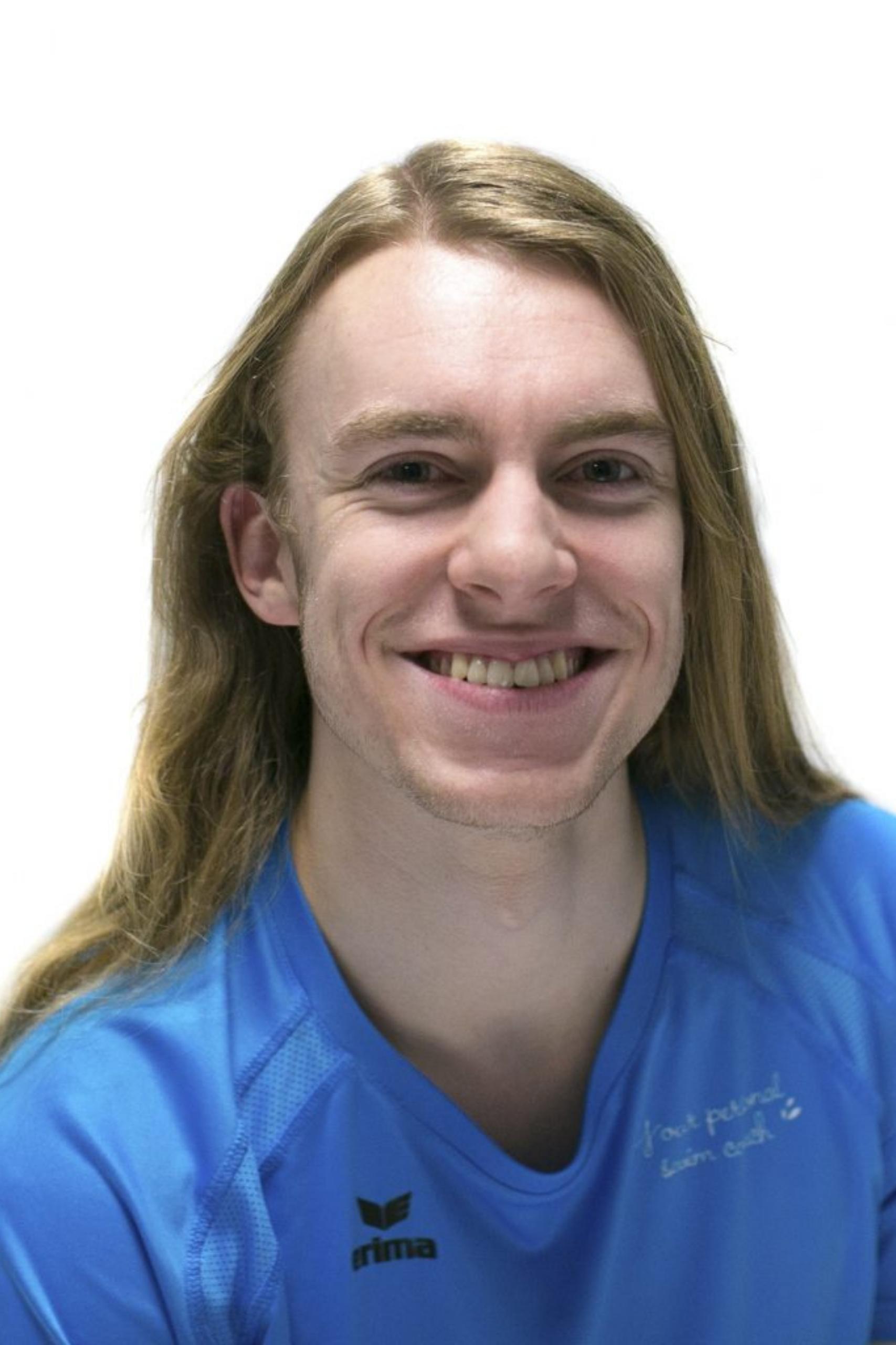 Your personal swim coach Gijs