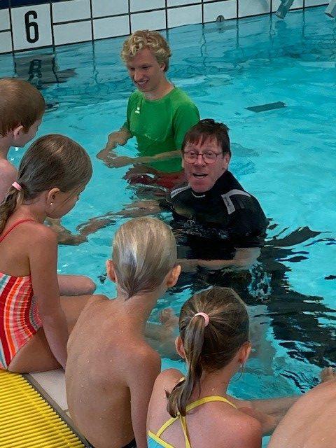 Your personal swim coach Fran